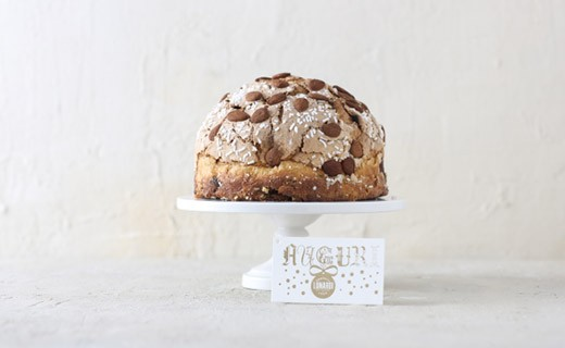 Panettone traditionnel boulanger - Lunardi