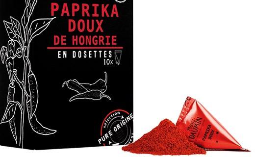 Paprika doux AOP - dosettes fraîcheur - Max Daumin