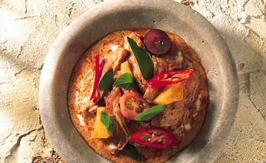 Pâte de Curry Rouge - Blue Elephant