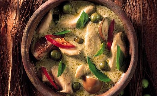 Pâte de Curry Vert - Blue Elephant