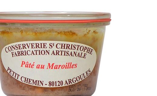 Pâté au Maroilles - Conserverie Saint-Christophe