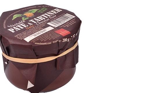 Pâte à tartiner - chocolat noir et noix - Bovetti