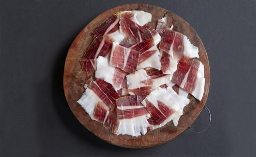 Pétales de Jambon de porc noir de Bigorre - Padouen