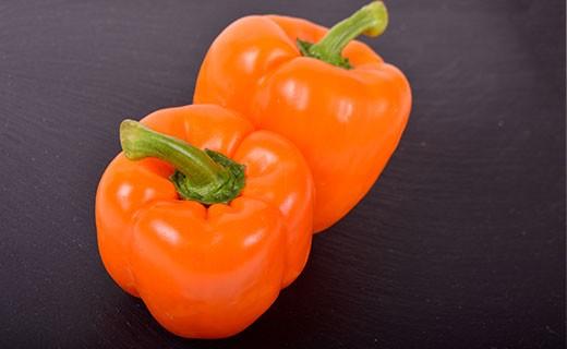 Poivron orange - Edélices Primeur