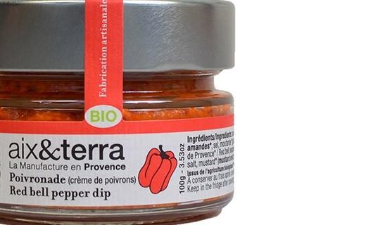 Poivronade bio - Aix&Terra