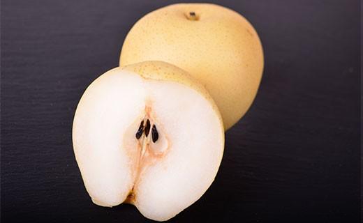 Pomme Nashi - Edélices Primeur