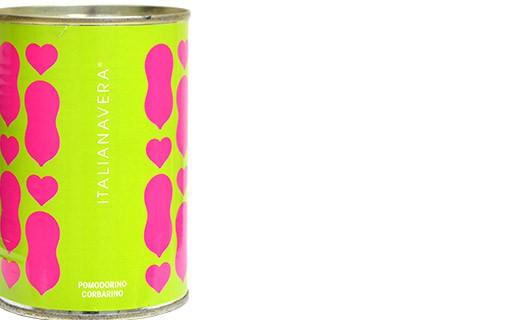 Tomates pelées - variété Corbarino - Italianavera