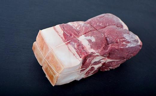 Porc Label Rouge - Rôti d'échine de porc - Edélices Boucherie