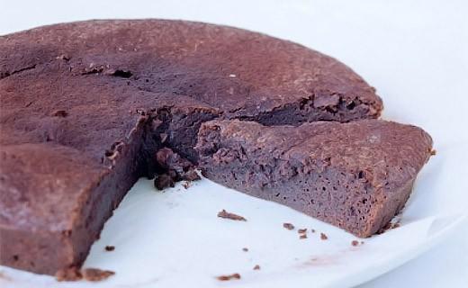 Préparation bio pour Fondant au chocolat sans Gluten - Marlette