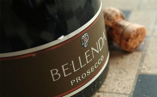 Prosecco supérieur brut San Fermo - Bellenda