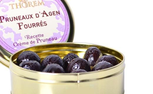 Pruneaux fourrés à la Crème de Pruneau - Thorem