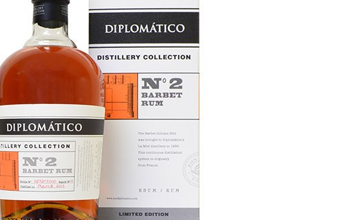 Rhum Diplomatico - Distillery Collection Barbet Column - Diplomatico