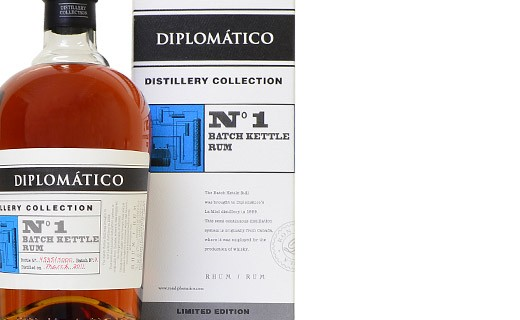 Rhum Diplomatico - Distillery Collection Batch Kettle - Diplomatico