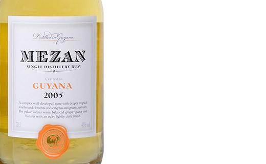 Rhum Guyana 2005 - Mezan