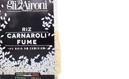 Riz fumé - Gli Aironi
