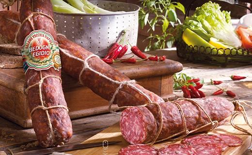 Salami napolitain - Bedogni Egidio