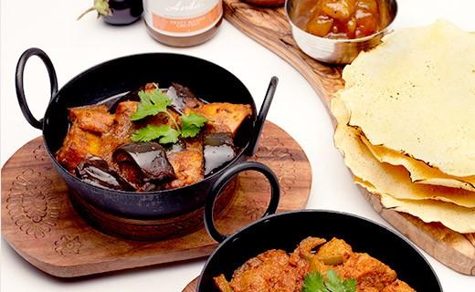 Sauce Curry douce et fruitée - Anila's
