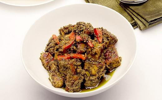 Sauce Curry Vert de Goa - Anila's