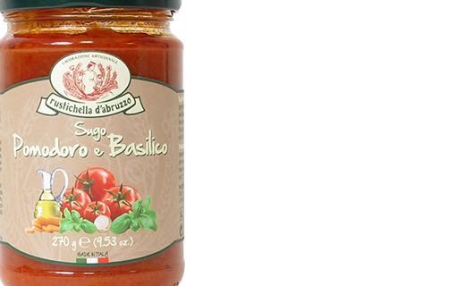 Sauce tomate au basilic - Rustichella d'Abruzzo