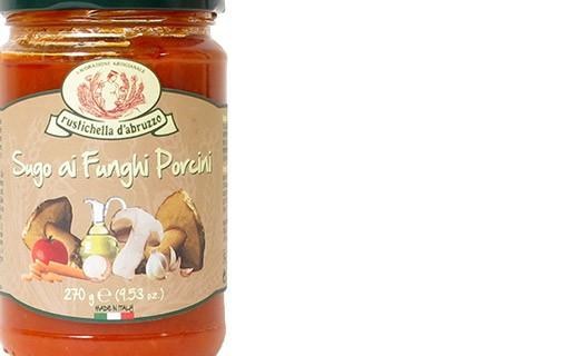 Sauce tomate aux cèpes - Rustichella d'Abruzzo