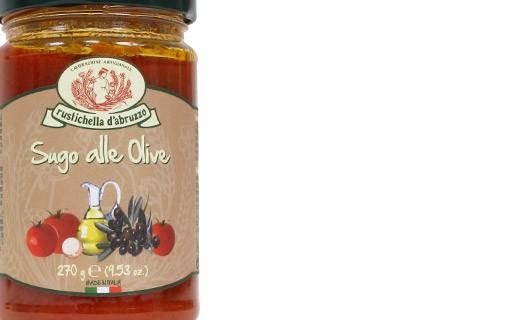 Sauce tomate aux olives - Rustichella d'Abruzzo