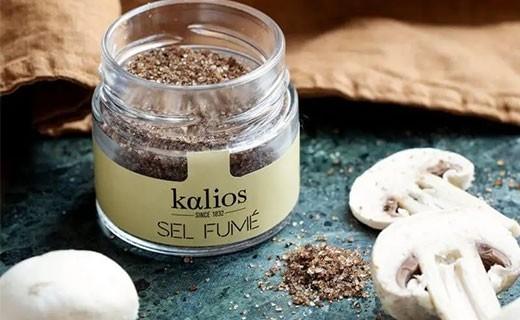 Sel fumé - Kalios