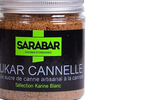 Sucre artisanal cannelle - Sarabar