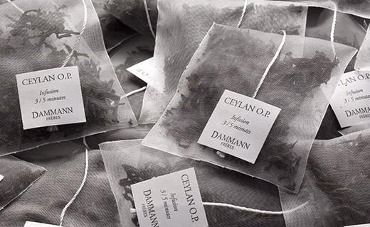 Thé Ceylan - sachet cristal - Dammann Frères