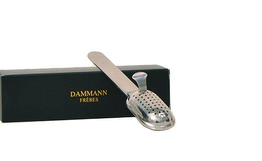Cuillère à thé en inox - Dammann Frères