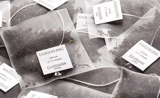 Thé Darjeeling - sachet cristal - Dammann Frères