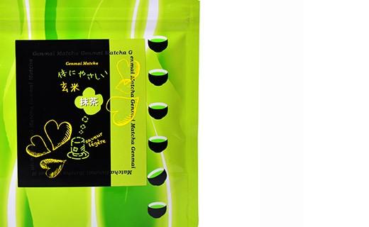 Thé Matcha Genmai au riz torréfié - Fujini Shoukai