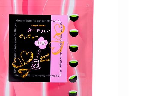 Thé Matcha au gingembre - Fujini Shoukai