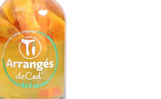 Rhum arrangé Pamplemousse Thym citronné - Bio - Rhums de Ced' (Les)