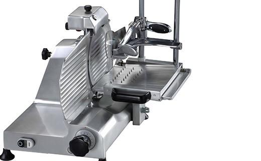 Trancheuse électrique verticale- grise - Wismer