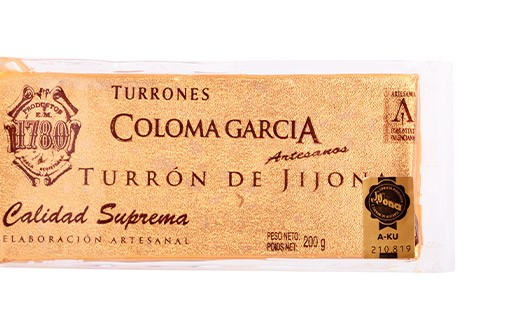 Turron de Jijona - Coloma Garcia