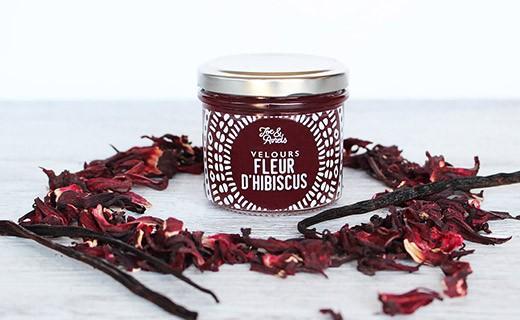 Velours de fleur d'hibiscus  - Joe & Avrel's