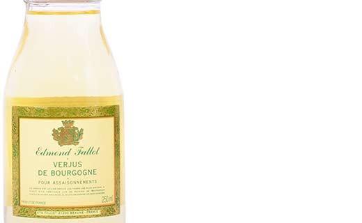 Verjus de Bourgogne - Fallot