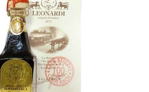 Vinaigre Balsamique de Modène - 100 ans - Gran Riserva di Famiglia Leonardi - Leonardi