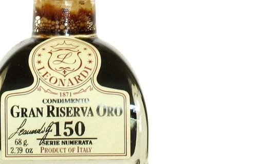 Vinaigre Balsamique de Modène - 150 ans - Leonardi