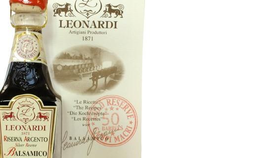 Vinaigre Balsamique de Modène - 50 ans - Gran Riserva di Famiglia Leonardi - Leonardi