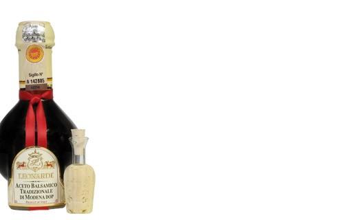 Vinaigre balsamique traditionnel DOP - 15 ans - Leonardi