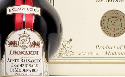 Vinaigre balsamique traditionnel DOP - 30 ans - Leonardi