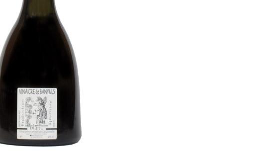 Vinaigre de Banyuls Blanc - La Guinelle