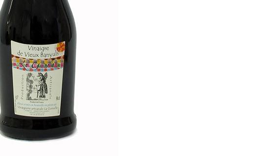 Vinaigre de vieux Banyuls - La Guinelle