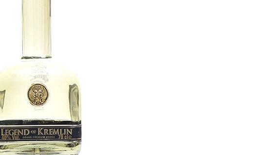 Vodka Légende du Kremlin - Coffret livre - Légende du Kremlin