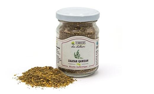 Zaatar prenium Quawzah  - Terroirs du Liban
