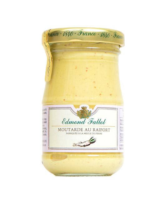 Moutarde au raifort - fallot