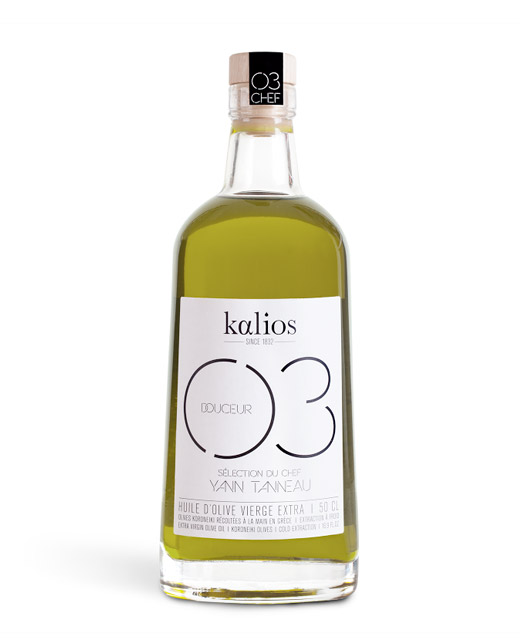 Huile d´olive vierge extra - Douceur - Kalios
