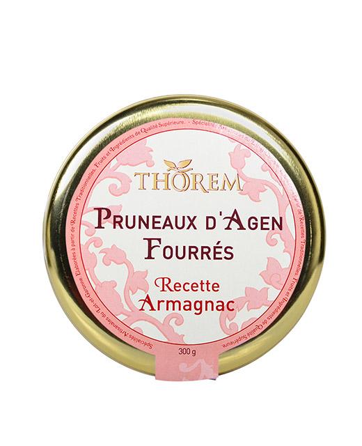 Pruneaux fourrés à l´Armagnac - Thorem