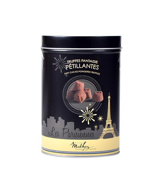 Truffes Fantaisie Pétillante - Collection Les Parisiennes - Mathez
